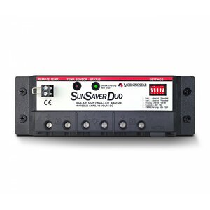 Morningstar SunSaver Duo SSD-25