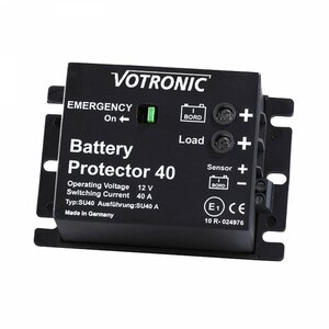 Votronic Battery Protector 40 - 3075