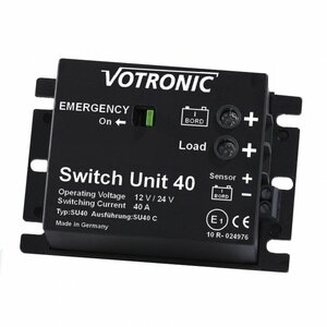 Votronic Switch Unit 40 - 2071