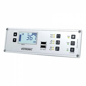 Votronic Power Control VPC Jupiter 200  mit Smart-Shunt...