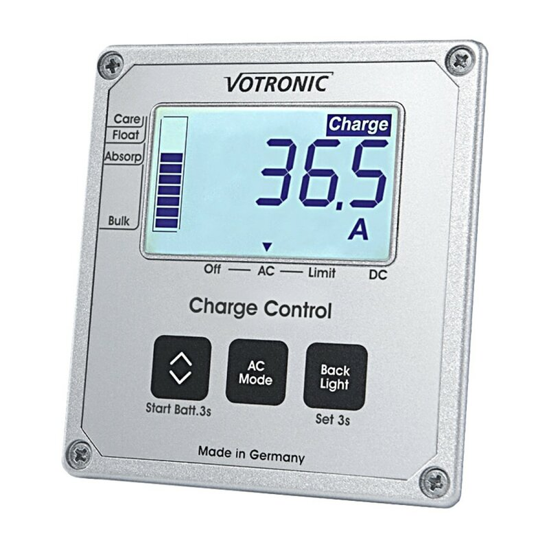 Votronic LCD-Charge Control S (nur für Battery Charger Baureihe Triple) - 1247