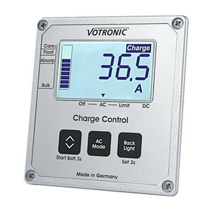 Votronic LCD-Charge Control S (nur für Battery Charger...