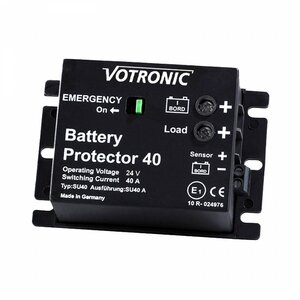 Votronic Battery Protector 40 / 24 Motor - 6073