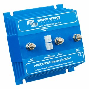 Victron Argodiode 80-2AC 2 batteries 80A