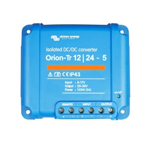 Victron Orion-Tr 12/24-5A (120W)