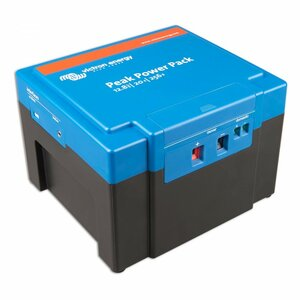 Victron Peak Power Pack 20Ah Lithium-Ionen Batterie 256Wh