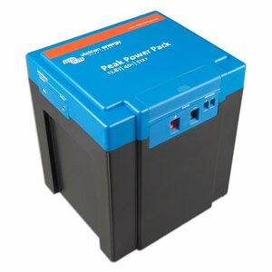Victron Peak Power Pack 40Ah Lithium-Ionen Batterie 512Wh