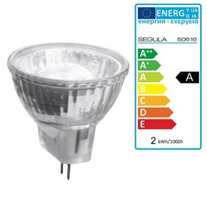 LED Reflektor MR11 G4, 2Watt, Segula 50616 LED...