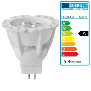 LED Reflektor MR16 GU5,3 Segula 50214 12Volt 5,8Watt