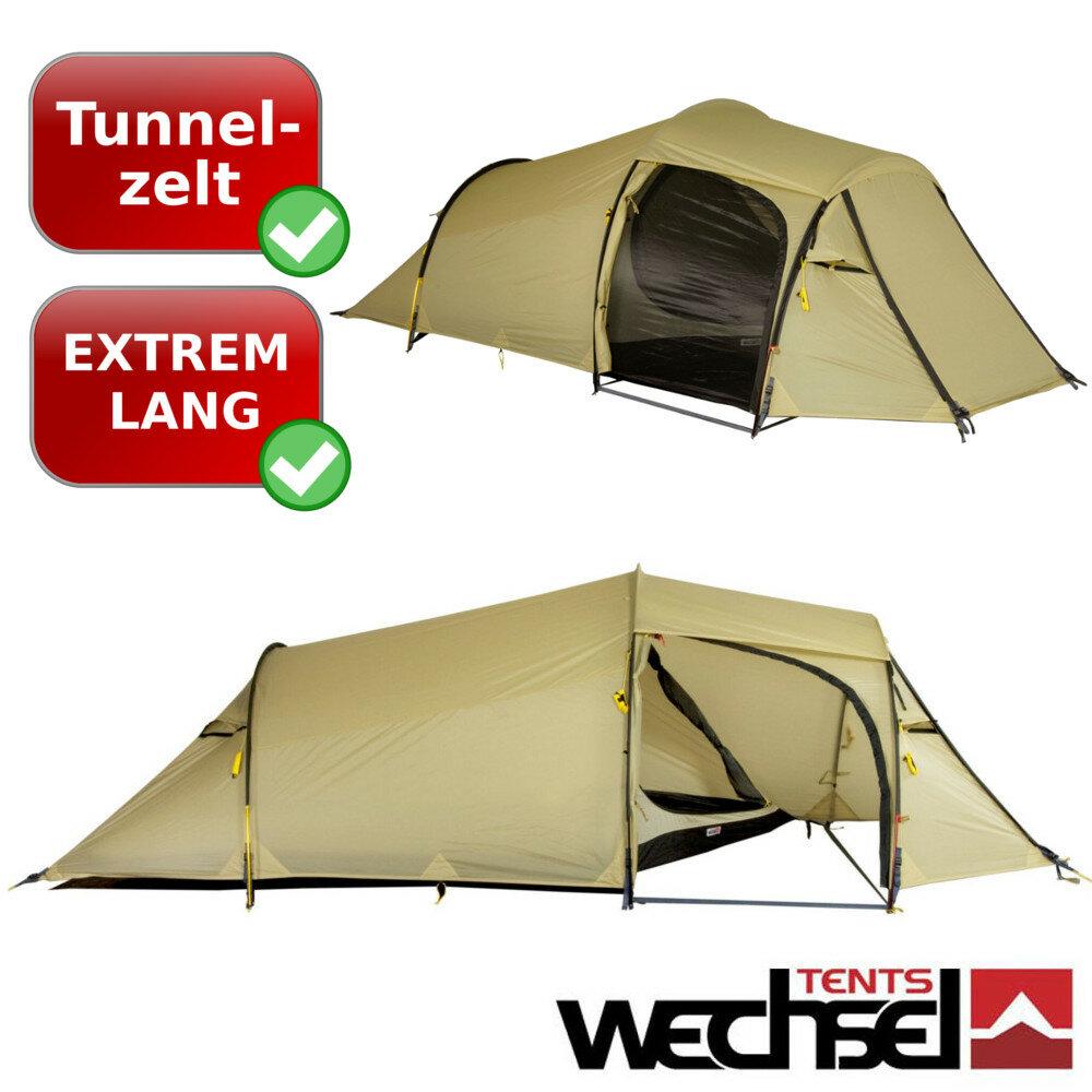 Profi Leichtgewichtszelt, Tunnelzelt Outpost 2 Wechsel Zero G Line 231031 sand