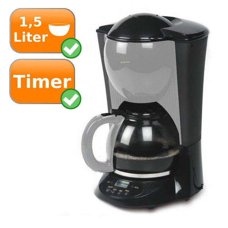 kaffeemaschine 1 5 liter