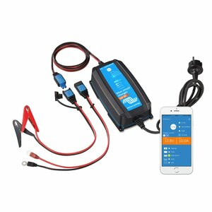 Victron Blue Smart IP65 12/5 12V 230V Batterieladegerät