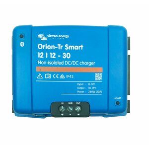 Ladebooster Victron Orion-Tr Smart 12/12-30A DC-DC...