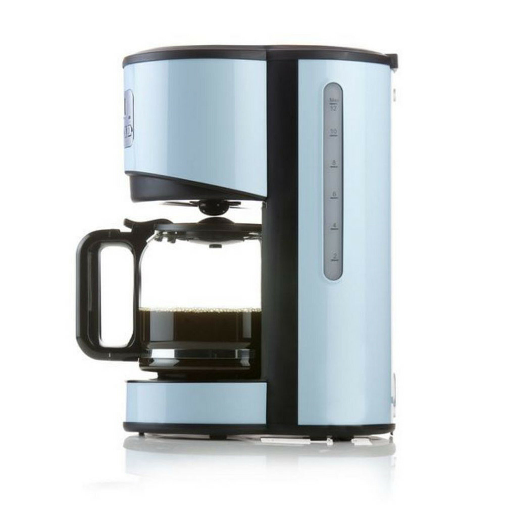 39 retro 39 kaffeemaschine f r 1 8liter domo do478k. Black Bedroom Furniture Sets. Home Design Ideas