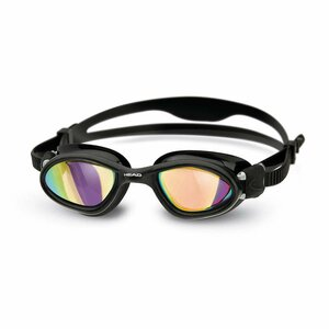 Schwimmbrille Superflex mirrored von HEAD verspiegelt...