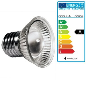 LED Lens Reflektor E27 dimmbar Segula 50634 LED...