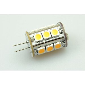 LED-Leuchtmittel, 18xSMD-LED 5050, Stiftsockel, 300°, G4,...