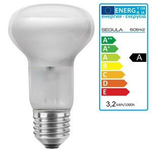 LED Reflektor R63 E27 3,2Watt dimmbar, Segula 50642 LED...