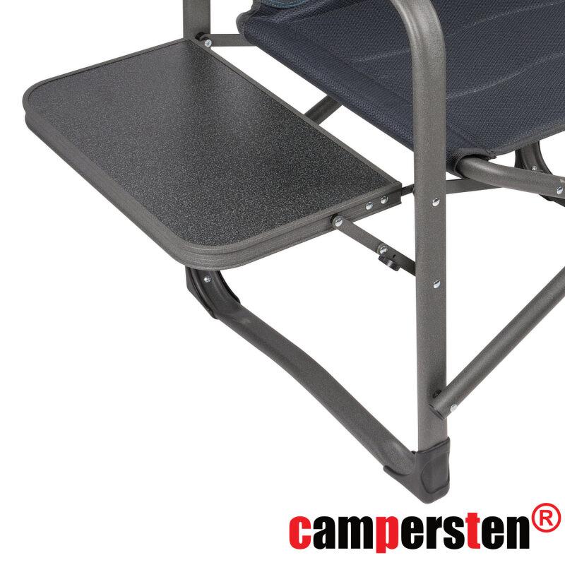 xxl campingstuhl extra starke tragkraft 180kg mit tisch 83 98. Black Bedroom Furniture Sets. Home Design Ideas