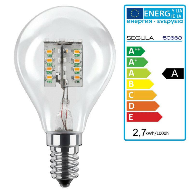 led-gluehlampe-klar-e14-27watt-dimmbar-segula-50663-led-lampe Luxus Led E14 Kerze Klar Dekorationen